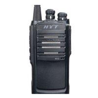 Рация Hytera TC-508 UHF 400-470 МГц
