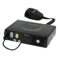 Радиостанция Motorola CM140 (146-174 МГц 45 Вт)