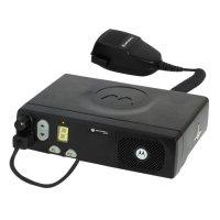 Радиостанция Motorola CM140 (403-440 МГц 25 Вт)