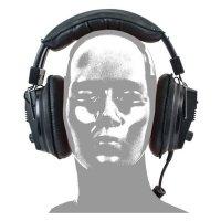 GARRETT наушники Master Sound