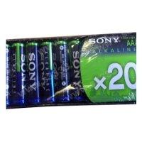 Фото Sony LR03-20 box BLUE [AM4-M20X] (20/240/36000)