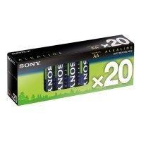 Фото Sony LR6-20 box BLUE [AM3-M20X] (20/240/14400)