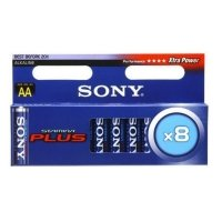 Фото Sony LR6-8BL STAMINA PLUS [AM3-B8D] (8/96/18432)