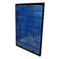 Фото Солнечная батарея Exmork ФСМ-100П 100 ватт 12В Поли Full Black