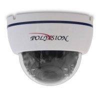 Фото Купольная IP-камера Polyvision PDM1-IP1-V12 v.2.3.4