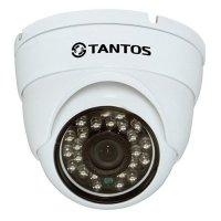 Фото Купольная IP-камера Tantos TSi-Vecof (2.8)