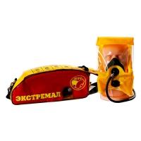 Фото Самоспасатель изолирующий Экстремал Про-к со сжатым воздухом ( с капюшоном)