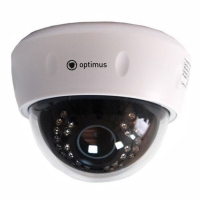 Фото Купольная IP-камера Optimus IP-E021.3 (2.8-12) P