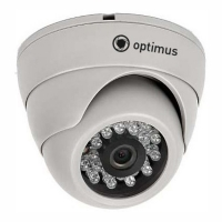 Фото Купольная IP-камера Optimus IP-E021.0(2.8)