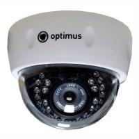 Фото Купольная IP-камера Optimus IP-E021.3 (3.6) P