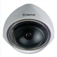 Фото Купольная видеокамера Tantos TSc-D960CHB (3.6)