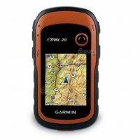Фото Навигатор eTrex 20 Глонасс - GPS