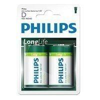 Фото Philips R20-2BL LONG LIFE [R20-P2/01B] (24/192/5760)