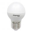 Фото Лампа светодиодная Спутник LED G45 – 5W/220V/2700K/E27