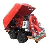 Фото Передвижной пожарный модуль
