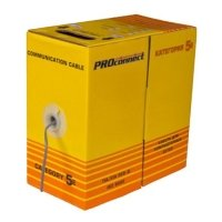 Фото Proconnect FTP 4PR 24AWG CAT5e LT (PB) (305 м)