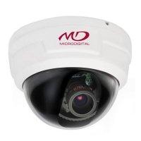 Фото Купольная видеокамера MicroDigital MDC-7220WDN