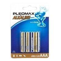 Фото Samsung Pleomax LR03-4BL (40/400/32000)