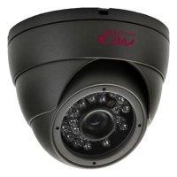 Фото Купольная AHD видеокамера MicroDigital MDC-AH7260FTD-24E