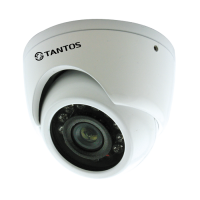 Фото Купольная IP-камера Tantos TSc-EBm600CHB (2.8)