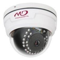 Фото Купольная видеокамера MicroDigital MDC-AH7260FTN-24