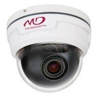 Фото Купольная видеокамера MicroDigital MDC-AH7260VDN