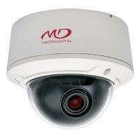 Фото Купольная видеокамера MicroDigital MDC-AH7260FDN