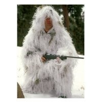 Фото Rothco Bushrag Ultralight Ghillie Snow