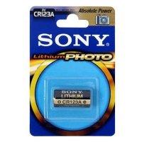 Фото Sony CR123 [CR123AB1A] (10/80/5760)