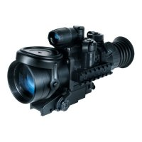 Прицел ночного видения Phantom 3x50 B&W черно-белый ЭОП(2+ gen) Weaver