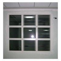 Фото Блок оконный со стеклом, устойчивым к пробиванию