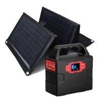Фото Мобильный генератор на солнечной энергии