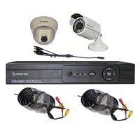 Фото Комплект видеонаблюдения Tantos TS-Fazenda 2