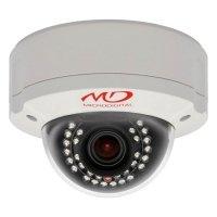 Фото Купольная видеокамера Microdigital MDC-8220TDN-30H