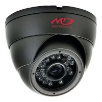 Фото Купольная видеокамера MicroDigital MDC-H7290FTD-24