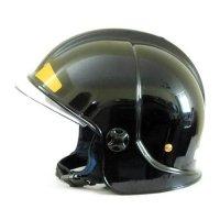 Фото Шлем пожарного ШПМ (черный)