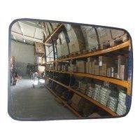 Фото Зеркало обзорное для помещений прямоугольное 400х600 мм