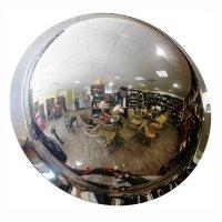 Фото Зеркало обзорное для помещений купольное Ø800 мм