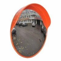Фото Дорожное зеркало с защитным козырьком Ø600 мм
