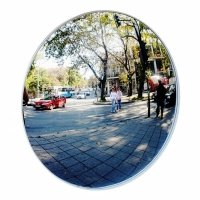 Фото Выпуклое зеркало универсальное круглое Ø900 мм