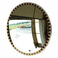 Фото Индустриальное зеркало обзорное круглое Ø600 мм