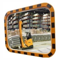Фото Индустриальное зеркало обзорное 600х800 мм