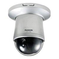 Фото Поворотная видеокамера Panasonic WV-CS580/G