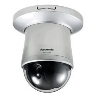 Фото Поворотная видеокамера Panasonic WV-CS584E