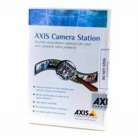 Фото AXIS Camera Station 20 license add-on