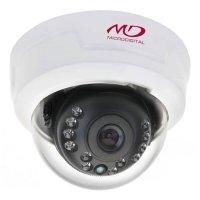 Фото Купольная видеокамера MicroDigital MDC-7020FTD-24