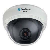 Фото Купольная видеокамера EverFocus ED-710