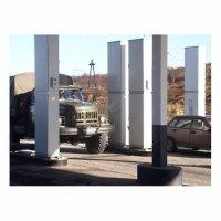 Транспортные радиационные мониторы гамма-нейтронного излучения (КСАР1У.041-Рубеж)