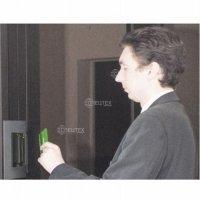 Фото PERCo-S-800 - универсальная система ограничения доступа к банкомату