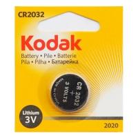 Фото Kodak CR2032-1BL (12/9072)